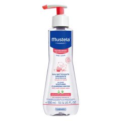 Mustela - Soothing Cleansing Water (300ml) Mustela_9920
