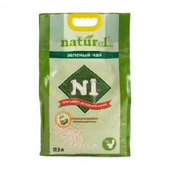 N1 Corn & Soya Cat Litter 17.5L - 2mm N1_CatLitter_2mm