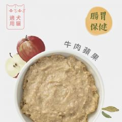 Natural10 - Meat Mud- beef apple 65g Natural10-mud-ba