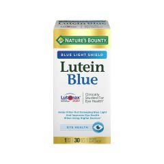 Nature's Bounty - Lutein Blue 20mg NB76392