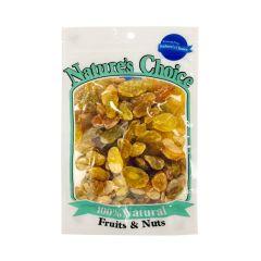 Nature's Choice - Golden Jumbo Raisins 250g NC-003