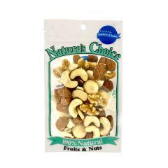 Nature's Choice - Mixed Nuts Raw 100g NC-011