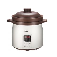 Novelti -  紫砂養生萬用電煲 (5公升) 700WNC5051
