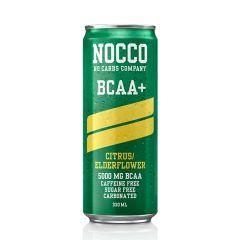 NOCCO 支鏈氨基酸+ 飲料 330mL - 柑橘接骨木花 NCOARTDCEF330ML