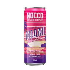 NOCCO 支鏈氨基酸+ 飲料 330mL - 士多啤梨 NCOBERENDRSTRB330ML