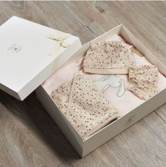 0/3 Baby - Floral New Born Set G08-NB004-TP