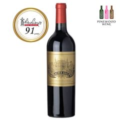 2009; RP 91 Margaux 2nd Wine