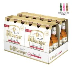 [Full Case]Bitburger Drive; no alcohol; 4 x 6 x 0.33Ltr