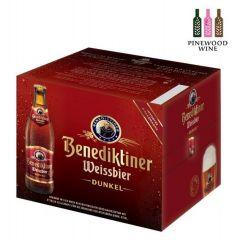 [Full Case] WEISSBIER dunkel (dark); 20x0.5L Btl