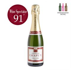 Brut Tradition; WS 91 375ml