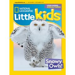 National Geographic - Little Kids Magazines (aged 3-6) NGLK_age3