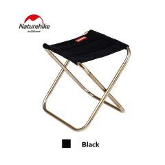 Naturehike 輕便‧野營‧釣魚‧鋁合金折疊椅  - 黑色 NHK06-Z012-1391