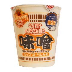 NISSIN - CUP NOODLE MISO 83G (1 pc / 3 pcs) (Parallel Import) NI_CN_MISO_ALL