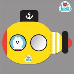 Nino Mirror Board - Yellow Submarine nin_mr_00011