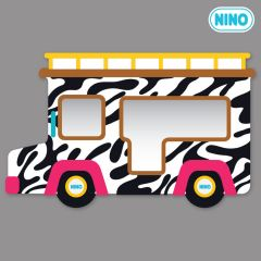 Nino Mirror Board - Safari-Side nin_mr_00017