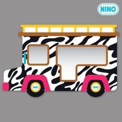 Nino Mirror Board - Safari-Side nin_mr_00017
