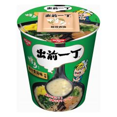 Nissin-1001-002-105 Demae Iccho Cup Type Tonkotsu Flavour [case offer]