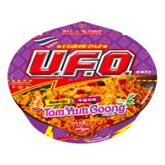 Nissin-1003-004-112 Nissin - UFO Stir Noodles Tom Yum Goong Seafood Flavour [case offer]