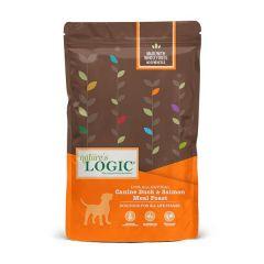 Nature's Logic - Canine Duck & Salmon Meal Feast I 4.4lbs / 25lbs NL-DogDuckSalmon