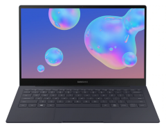 "Samsung Galaxy Book S 13.3"" 筆記型電腦 i5-L16G7 / 8GB /512GB Win10 專業版 水星灰 NP767XCM-Grey-Pro"
