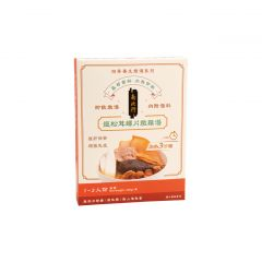 南北行 - 四季養生燉湯系列 - 姬松茸嚮螺片燉竹絲雞