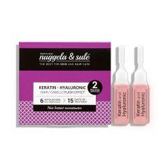紐蘇Nuggela & Sule - 角蛋白玻尿酸精華液 10ml x 2支