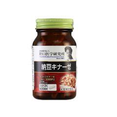 野口 - 納豆激酶 2000FU  (1盒) [改善三高 保護心血管健康]