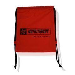 Nutritionus String Bag - Red NUSBAGACCSRED