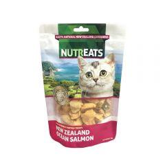 Nutreats_Salmon_Cat Nutreats - 紐西蘭 - 紐西蘭三文魚(貓) 50g