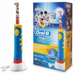 Oral-B D10 Mickey Mouse米奇老鼠兒童電動牙刷 OBD10MIC