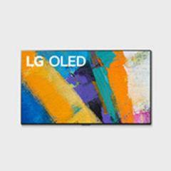 OLED65GXPCA LG 65 Inch 4K OLED TV AI ThinQ Gallery OLED - OLED65GXPCA