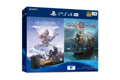 PlayStation®4 Pro God of War™ / Horizon Zero Dawn™: Complete Edition Bundle