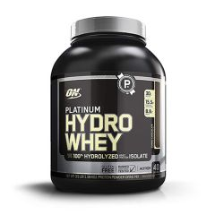 Optimum Nutrition Platinum Series HydroWhey 3.5lbs (Turbo Chocolate) ONPSHWPITCHO35LBS