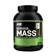 Optimum Nutrition Serious Mass Gainer 6lbs - Chocolate ONSMGMGPCHO6LBS
