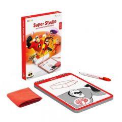 OSMO_INCREDIBLES Osmo Super Studio 繪畫遊戲 - 超人特攻隊 2