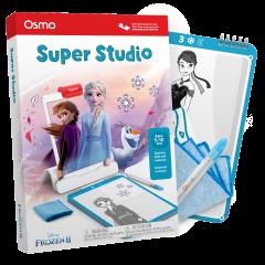 OSMO - SUPER STUDIO 繪畫遊戲 - 迪士尼冰雪奇緣 2