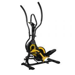 OneTwoFit - Home elliptical machine Climbing machine   Indoor sports mode   adjustable  6kg hollow flywheel OT299 OT299