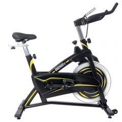 OneTwoFit - [2021新款]13KG磁控輪動感單車| 靜音健身單車機| 家用磁控健身| 可調節阻力|OT315