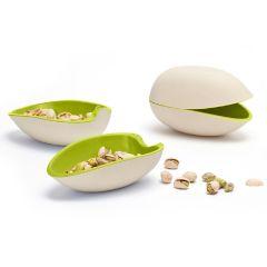 OTOTO - PISTACHIO Nuts and Seeds Serving Bowl Set hbf_OT494