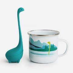 OTOTO - CUP OF NESSIE 尼斯寶寶泡茶器連搪瓷杯 OT920