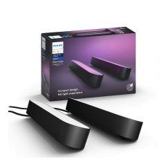 Philips - Hue Play Double Pack EU/UK Black (2 pack)P-915005733901