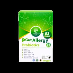 PGut Allergy E3 Probiotics (30 capsule) P-GUT-ALLERGY-30C