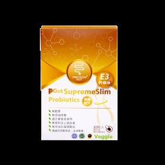 PGut SupremeSlim E3 Probiotics (30 capsule) P-GUT-SILM-30C