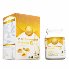 Biomed P-GUT SupremeSlim 纖體益生菌 60粒