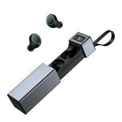 日本TSK - 迷你運動入耳式數字顯示電量無線藍牙5.0耳機 (2 款顏色)