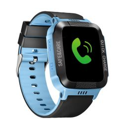 TSK Japan - Y21兒童智能LBS定位電話手錶 - 藍色 P2659_Blue