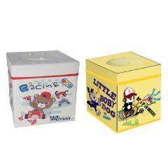 TSK Japan - 可折疊兒童玩具紫外線雙重消毒收納箱 (2 款顏色) P2675