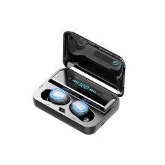 日本TSK - F9電量顯示運動入耳式無線50藍牙耳機