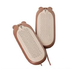 JTSK - 熊仔款便攜式恆溫烘鞋器插電式可收納家用智能定時UV殺菌乾鞋器 P3287 P3287