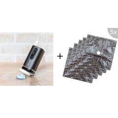 Pacum 壓縮 x 充氣兩用機連真空袋 + 額外真空袋 Pacum-Set